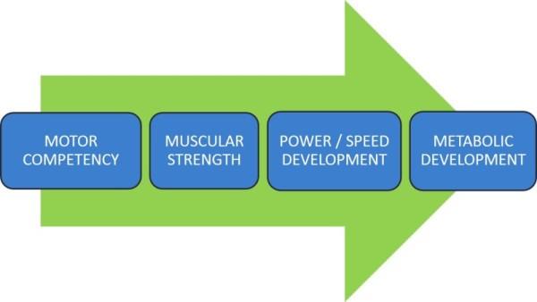 Athletic Development Journey